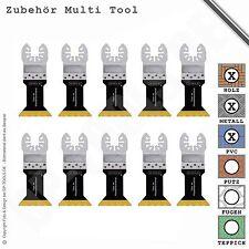 10 Set lama sega a immersione TITANIO 44MM PER multifunktio erkzeug Multi Tool
