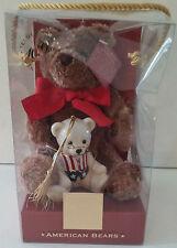Lenox American Bears Teddy Bear 100th Anniversary Bear & Ornament New In Box