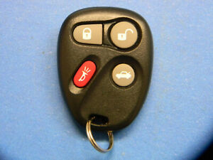 Brand New Chevy Corvette Memory Position #2 Remote Keyless Fob Transmitter Key