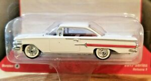 Racing Champions Mint 1960 Chevy Impala 1:64 Diecast Car VerA R1 #4