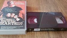 WHAT BECOMES OF THE BROKEN HEARTED - TEMUERA MORRISON - SEALED  VIDEO  VHS