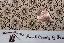"""FRENCH COUNTRY"" CIRCA 1850 QUILT FABRIC BTY WASHINGTON STREET STUDIO 00371-E"