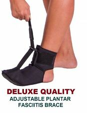Adjustable Plantar Fasciitis Foot Brace Foot Pain Toes Sports Night Splint