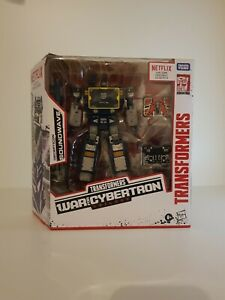 Transformers War For Cybertron Soundwave NETFLIX New Siege