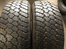2 X 245 75 17 Goodyear Wrangler 70% Tread . Fitting Available, Freight