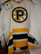 AHL 1997-98 PROVIDENCE BRUINS ANDREI YAKHANOV GAME WORN HOCKEY JERSEY-LOA