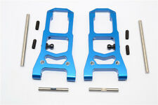 Gpm Ta6055-b Alloy Front Lower Arm ( Blue ) Tamiya Ta06