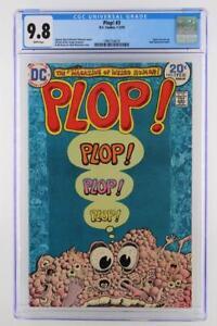 Plop! #3 -MINT- CGC 9.8 NM/MT -DC 1974- HIGHEST GRADE!!!