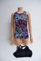 Sweaty Betty BUNDLE 2 PIECE Gym Sport Vest  Tops Size XS