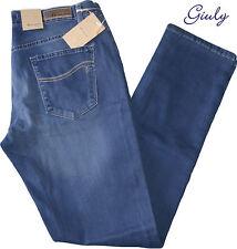 NUOVO con Etichetta M/&S Collezione Donna Grigio Gamba Dritta Stretch Caviglia Grazer Jeans Taglia 12