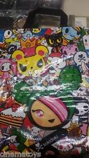 Tokidoki Shopper Bag Los Angeles by Simone Legno Designer Borsa Spesa Shopping