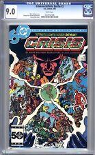 Crisis On Infinite Earths #3 - CGC 9.0 (VF/NM) 1985 - Bronze Age