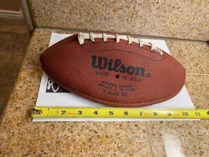 Vintage Wilson small kids size  football John Elway 1980's jr