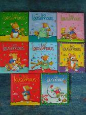 8 Bücher Paket gebunden Leo Lausemaus Kindergarten Weihnacht Geburtstag Wahrheit