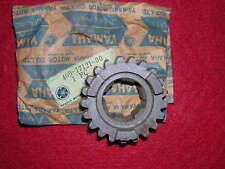 Yamaha TZ700 Early Type 2nd Gear 21T Genuine Yamaha. New Shop Soiled. B23D