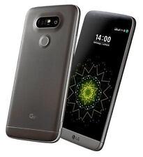 Téléphones mobiles gris Android LG G5