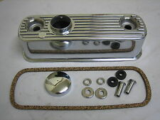 114-115 MINI COOPER MORRIS ROVER ALLOY ROCKER COVER WITH FITTING KIT NEW