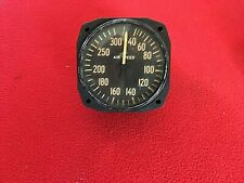Rare! WWII CG-4A Assault Glider - Airspeed Indicator type C-14 - Great shape