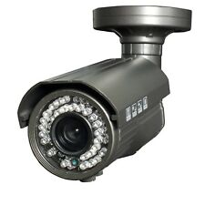 CCTV 700TVL IR Bullet Outdoor Sony CCD Camera D/N Range 40 meters 4-9mm Lens