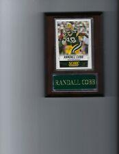 RANDALL COBB PLAQUE GREEN BAY PACKERS FOOTBALL NFL   C3