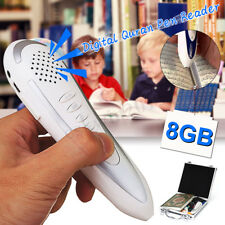 Digital 8GB Quran Pen Talking Reader Book Box Islamic Muslims Learning Machine