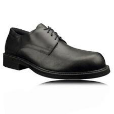 Stivali, anfibi e scarponcini da uomo neri Magnum con stringhe