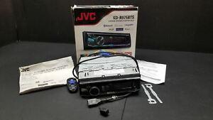 JVC Car Cd-Receiver Single DIN KD-975BTS