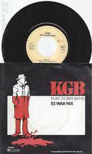 "7"" KGB -- ES WAR NIX--REIN GAR NIX"
