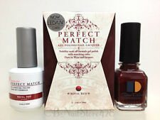 LECHAT Perfect Match Gel Polish & Nail Lacquer DUO - Choose Any Color (Part 1)