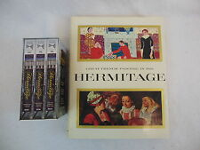 Great French Painting in the Hermitage HC/DJ & The Hermitage [VHS] (Mixed lot)
