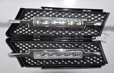 NEW BMW E90 E91 SE MODELS LED DRL DAYTIME RUNNING LIGHTS XENON HID WHITE 6000K