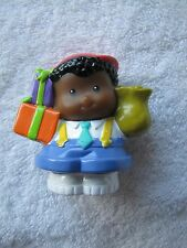 NEW! Fisher Price Little People BIRTHDAY PARTY MICHAEL African American Boy