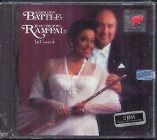 Kathleen Battle & Jean-Pierre Rampal - In Concert 1991 - NEW CD