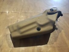 New Safariland 6005-73 Holster LH  Beretta 92 96 M9A1 9mm Tan