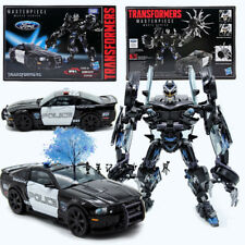 TAKARA TRANSFORMERS MASTERPIECE MPM-5 BARRICADE POLICE CAR ACTION FIGURES TOY