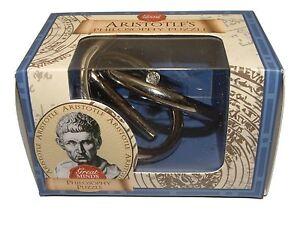 ROMPICAPO e IDEA REGALO Great Minds Mini: Aristotle's Philosophy Puzzle