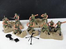 1974 Mattel Heroes in Action Large Lot - Pistol Hand Gun Grenade Crew Solider