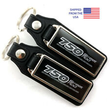 Harley-Davidson 750 Street Rod Key Fobs Key Ring Keychain (2-Pack)