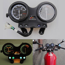 DC 12V Speedometer Gauge Tachometer Complete Clocks in Km/h For Yamaha YBR125
