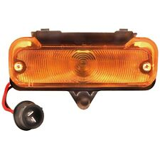 1965 Chevelle El Camino Parking Lamp Light Assembly Right Side Amber Lens L65R