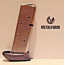 Fits Sig Sauer P238 .380 7 Round Extended Mags Made by (METALFORM) 380793SSE