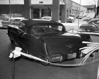8x10 Print Cadillac Eldorado Dealer Showroom Los Angeles California 40s #5501054