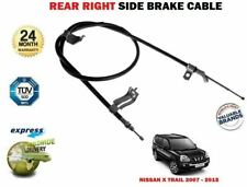 FOR NISSAN X TRAIL 2.0 2.5 DCI 2007-2014 NEW REAR RIGHT SIDE HAND BRAKE CABLE