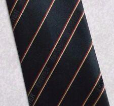 Vintage Tie MENS Necktie Crested Club Association Society CARTER