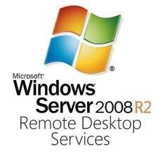 Windows Server 2008 R2 Standard + RDS 20 User/Device CALs