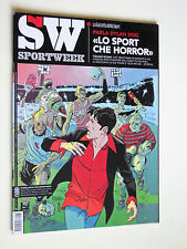 SPORT WEEK  n.36  2016 // DYLAN DOG, TIZIANO SCLAVI, TOTTI, RYDER CUP