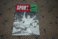 Sport Report Serie A Band 2 Hamburg Sport Verein 1965 inkl Karten hinten