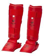 Tokaido Schienbein-Spannschutz, WKF-Zulassung, Schienbein-Fußschutz