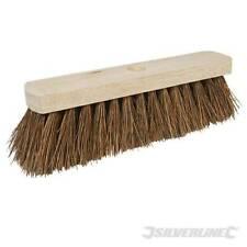 More details for silverline broom stiff bassine 300mm (12