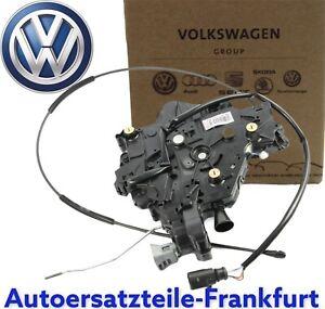 ORIGINAL VW T5 V Türschloss Fernbetätigungsschloss RECHTS Schiebetür 7H0843654BR